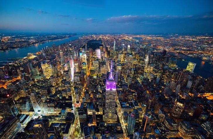 самые богатые города
