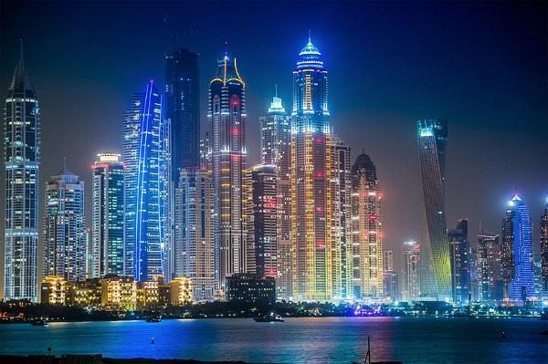 самый богатый город Дубай