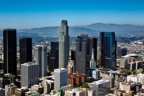 самые богатые города америки