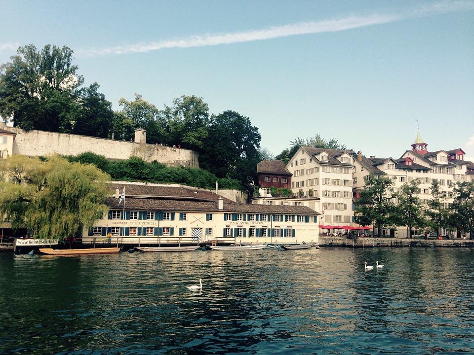 Цюрих в Швейцарии